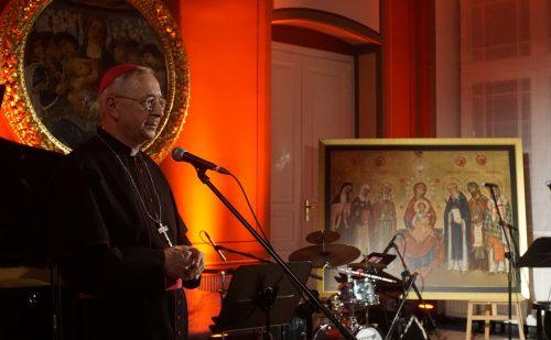 Przewodniczący Episkopatu dziękuje za organizację obrad CCEE