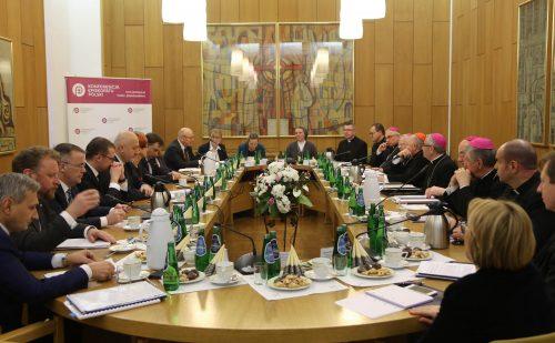 Obradowała Komisja Wspólna Przedstawicieli Rządu RP i Konferencji Episkopatu Polski
