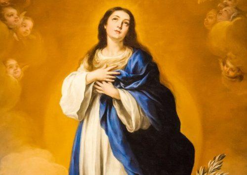 Homilia: Pierwej święta w żywocie matki, niż zrodzona.Uroczystość Niepokalanego Poczęcia Najświętszej Maryi Panny (Berlin, bazylika św. Jana – 8.12.2018)