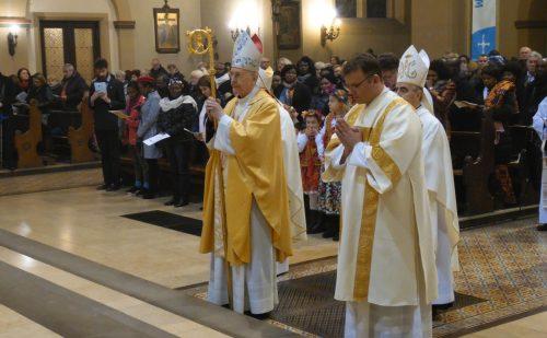 Przewodniczący Episkopatu: Maryjo, wstawiaj się za nami u naszego Zbawiciela!