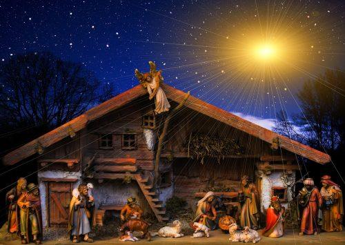 Homilia: Dziś się narodził Chrystus Pan, Zbawiciel.Pasterka (Katedra Poznańska – 24.12.2018)