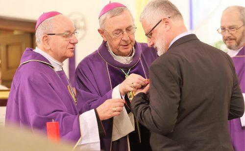 Prezes KAI odznaczony Orderem Świętego Grzegorza Wielkiego