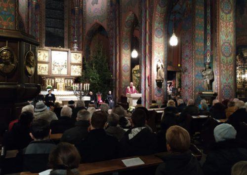 Nie przychodzę, żeby zatracać. XXII Dzień Judaizmu w Kościele katolickim (Poznań, kościół pw. św. Wojciecha – 17.01.2019)