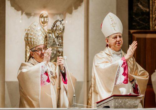 Abp Głódź: ustanowienie Biskupstwa Polowego znakiem zmartwychwstającej Rzeczypospolitej