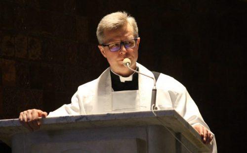 Gratulacje Przewodniczącego Episkopatu dla biskupa nominata Arkadiusza Okroja
