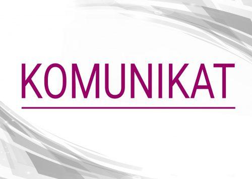 Komunikat Nuncjatury w sprawie jednego z polskich biskupów