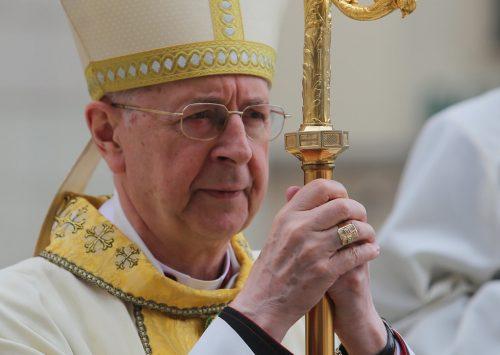 Apel Przewodniczącego Episkopatu w związku ze wzrostem zakażeń koronawirusem w Europie
