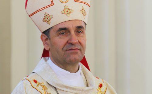 (Polski) Abp Gądecki: Życzę wiary odważnej i pokornej, by kroczyć po niepowtarzalnych ścieżkach Ducha Świętego
