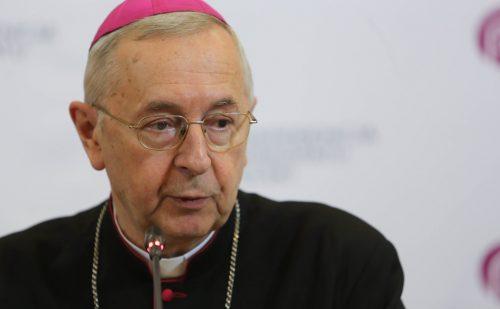 Abp Gądecki: Poproszę Przewodniczących Episkopatów Europy o wsparcie dla ogłoszenia św. Jana Pawła II Patronem Europy i Doktorem Kościoła
