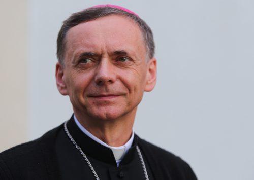 Bishop Bałabuch: We Never Lack Liturgical Challenges