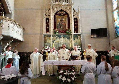 Uczynki i łaska. 125 lat Polskiej Misji Katolickiej w Anglii i Walii (Londyn, Devonia -27.09.2019)