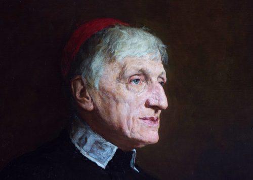 Homilia: Bóg powierzył mi jakąś pracę, której nie powierzył nikomu innemu. Dziękczynienie za kanonizację John Henry Newmana (Poznań, kaplica Księży Filipinów, Wieżowa – 18.10.2019)