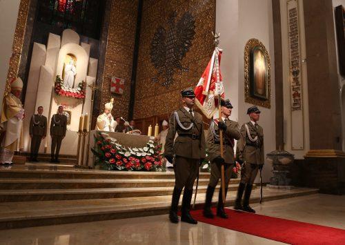 Homilia: 100-lecie Ordynariatu Polowego Wojska Polskiego (Warszawa, Katedra Polowa – 8.10.2019)
