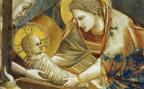 Papież o żłóbku: to żywa Ewangelia ukazująca czułość Boga
