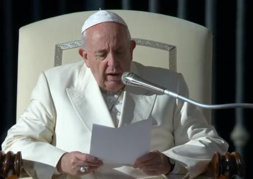 Papież o XX Dniu modlitwy i pomocy materialnej Kościołowi na Wschodzie