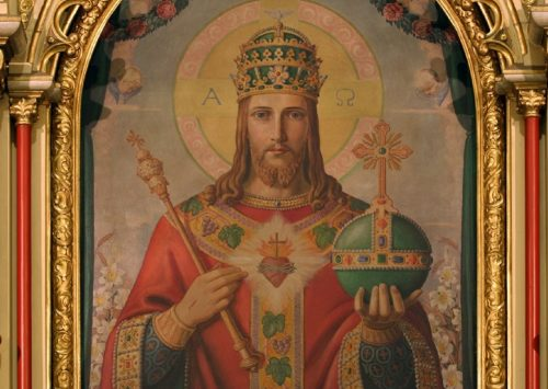 Przyjdź królestwo Twoje.Uroczystość Chrystusa Króla Wszechświata (Katedra Poznańska – 22.11.2020)