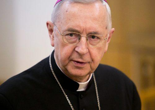 Abp Gądecki: Jerzy Stroba należał do wybitnych postaci polskiego Kościoła