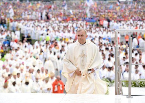 1 czerwca – święcenia biskupie ks. Grzegorza Suchodolskiego