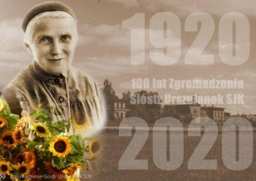 Homilia: Na starym, czcigodnym pniu urszulańskim. 100-lecie istnienia Zgromadzenia Sióstr Urszulanek Serca Jezusa Konającego (Pniewy – 29.05.2020)