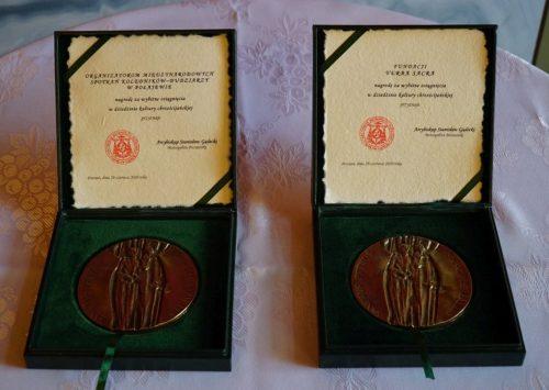 Poznań: abp Gądecki wręczył nagrody Zasłużeni dla Kultury Chrześcijańskiej