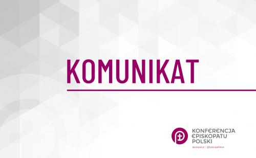 (Polski) Rzecznik KEP: Sekretariat KEP podjął działania po wizycie interesanta z Covid-19