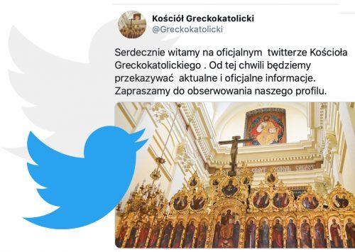 (Polski) Kościół Greckokatolicki w Polsce obecny na Twitterze