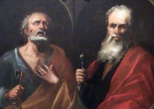 Abp Gądecki przewodniczył nieszporom ku czci św. Apostołów Piotra i Pawła – patronów Poznania