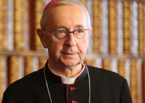 (Polski) Przewodniczący Episkopatu do abp. Jagodzińskiego: niech miłość pasterska wyrażała się w umiłowaniu Boga i służbie Ludu Bożego