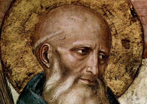 """Homilia: Był mąż, z łaski Bożej i z imienia """"Błogosławiony"""" [Benedictus]. 950-lecie opactwa w Lubiniu (11.07.2020)"""
