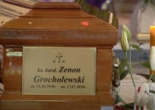 Papież Franciszek o śp. kard.Grocholewskim: człowiek prawy, odważny, miłujący Kościół