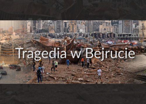 Przewodniczący Episkopatu: niedziela 16 sierpnia Dniem Solidarności z mieszkańcami Bejrutu