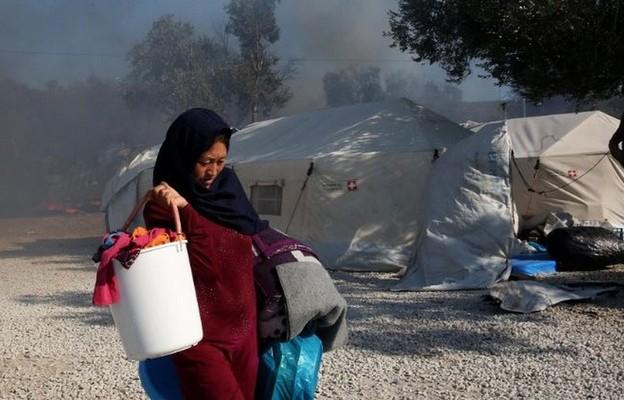 W Światowym Dniu Migranta i Uchodźcy – zbiórka dla poszkodowanych w pożarze na wyspie Lesbos