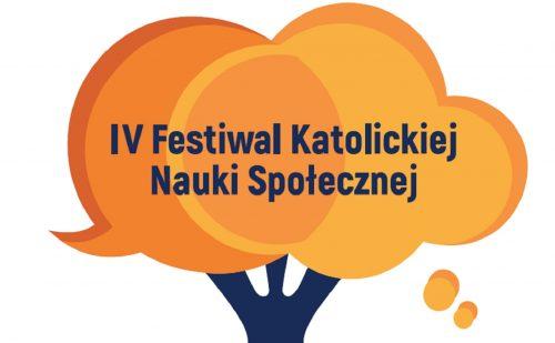 IV Festiwal Katolickiej Nauki Społecznej w Warszawie
