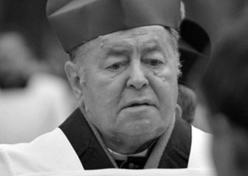 Zmarł bp Bogdan Wojtuś