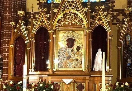 Fratelli tutti. 2. rocznica koronacji Obrazu Matki Bożej Zwycięskiej (Szczecin, Bazylika św. Jana Chrzciciela – 10.10.2020).