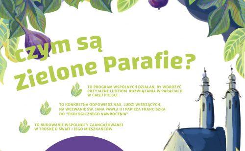 Zielone Parafie, czyli chrześcijańska ekologia w praktyce