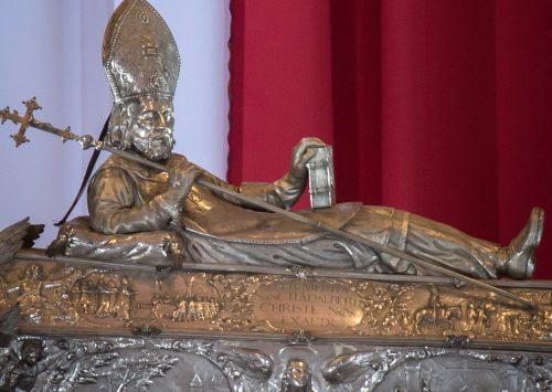 25 kwietnia: Główne uroczystości odpustowe ku czci św. Wojciecha w Gnieźnie