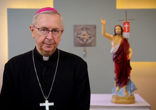Przewodniczący Episkopatu: dzielmy się nadzieją, którą przynosi zmartwychwstały Chrystus