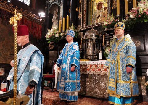 (Polski) Częstochowa: greckokatolicka pielgrzymka na Jasną Górę