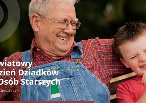 25 lipca: I Światowy Dzień Dziadków i Osób Starszych