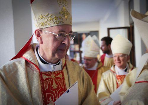 Przewodniczący Episkopatu: Kard. Grocholewski przyniósł chwałę Polsce, Stolicy Apostolskiej i Panu Bogu