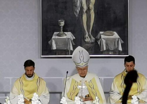 Medytacja na jutrznię ze święta Narodzenia Najświętszej Maryi Panny (Budapest – 8.09.2021)
