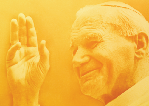 """Biskupi na XXI Dzień Papieski: Wesprzyjmy """"żywy pomnik"""" wdzięczności św. Janowi Pawłowi II"""