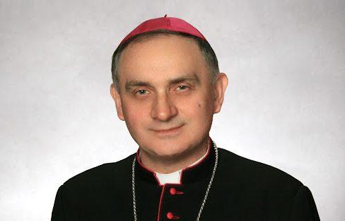 Bp Krzysztof Włodarczyk nowym biskupem bydgoskim