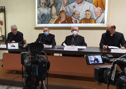 Bp Lechowicz: wizyta ad limina ma ożywić pragnienie bycia misjonarzem, apostołem i ewangelizatorem